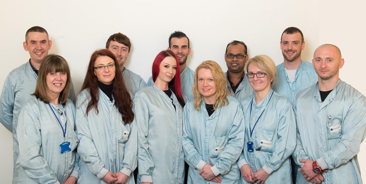 M&M Qualtech Medical PCB Team
