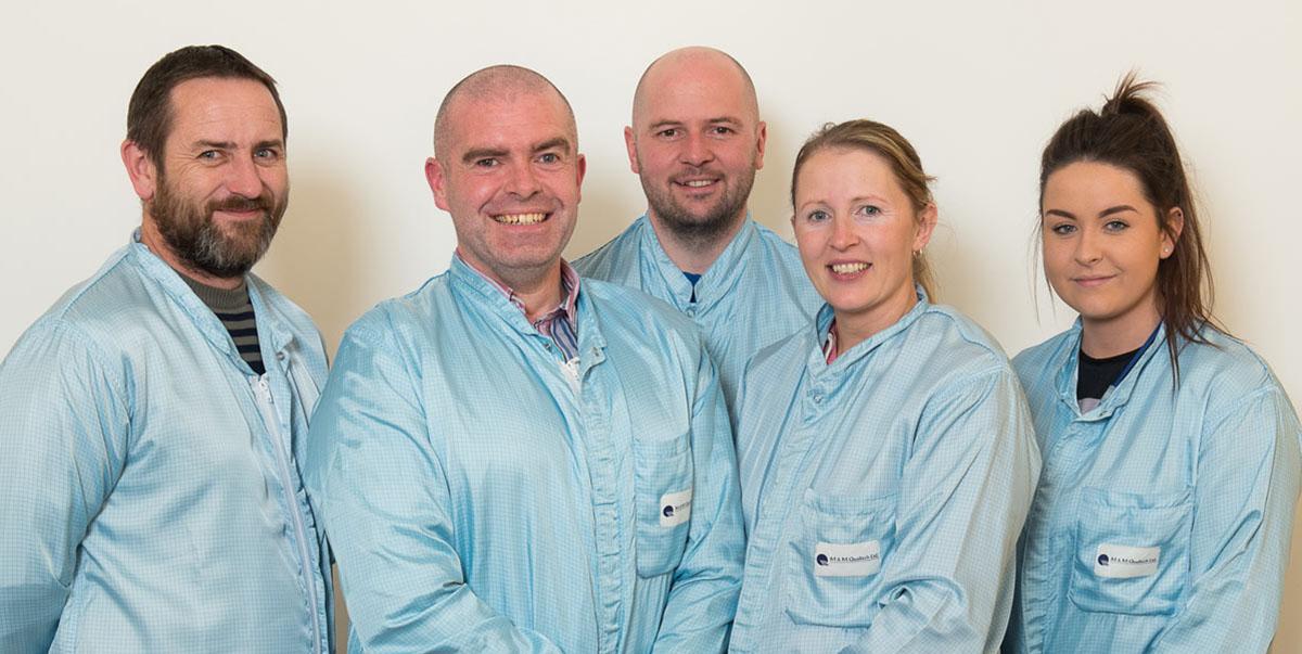 M&M Qualtech Automotive Team