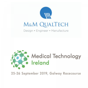 M&M Qualtech at Medical Technology Ireland 2019
